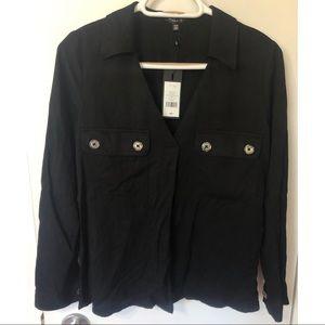 NWT 🍒 Dynamite black shirt
